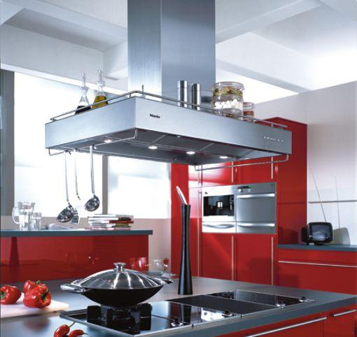 кухонный воздухоочиститель каминного типа