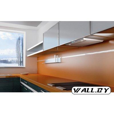 встроенный воздухоочиститель на кухне