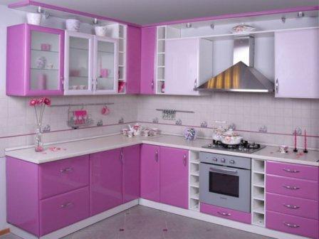 мебель на заказ - красивый кухонный гарнитур
