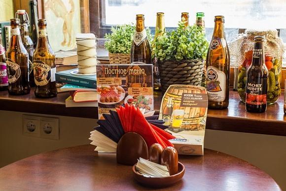 пивной ресторан в спб карловы пивовары