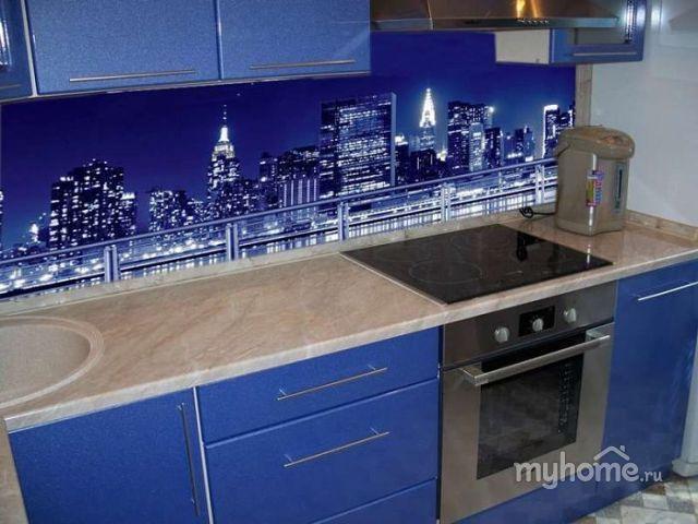 фотопечать на кафельной плитке для кухни