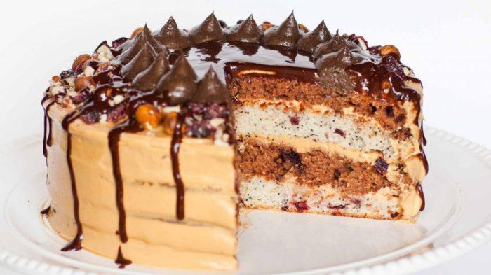 рецепт королевского торта с майонезом