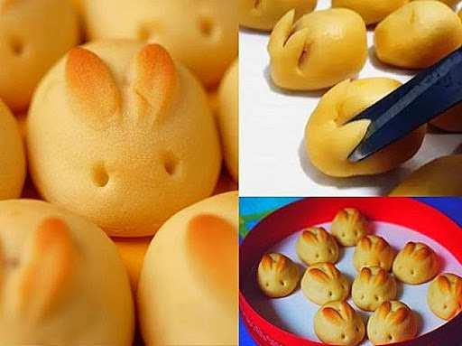 выпечка к пасхе - печенье в виде кроликов