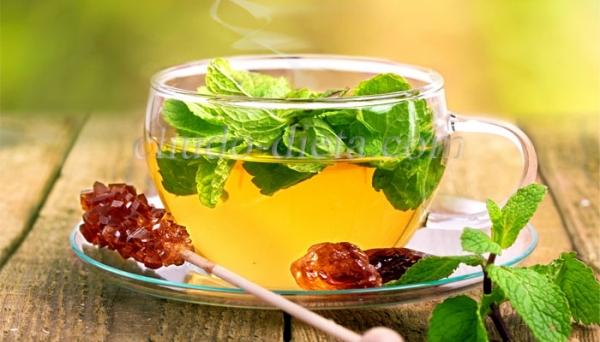 диета на зеленом чае как пить