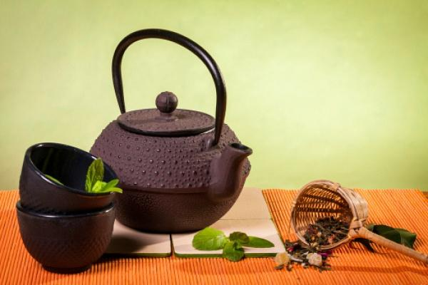 как заваривают зеленый чай