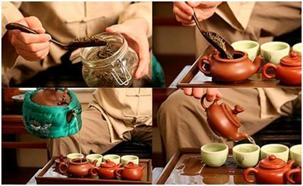 как заваривать зеленый чай правильно