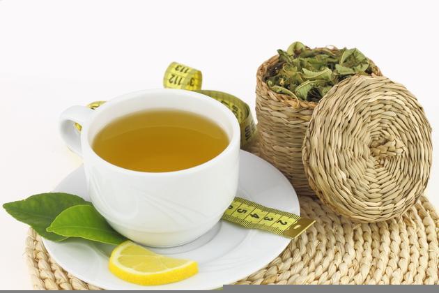 зеленый чай для разгрузочного дня