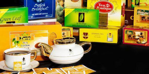 срок хранения зеленого чая