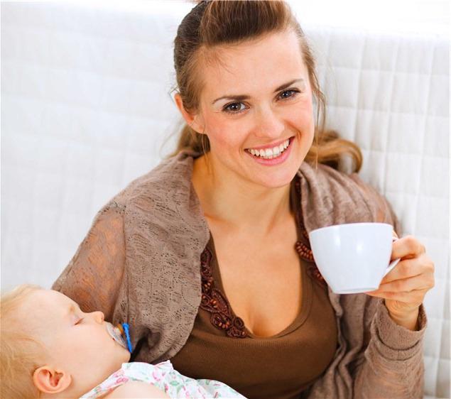 можно ли зеленый чай при кормлении грудью