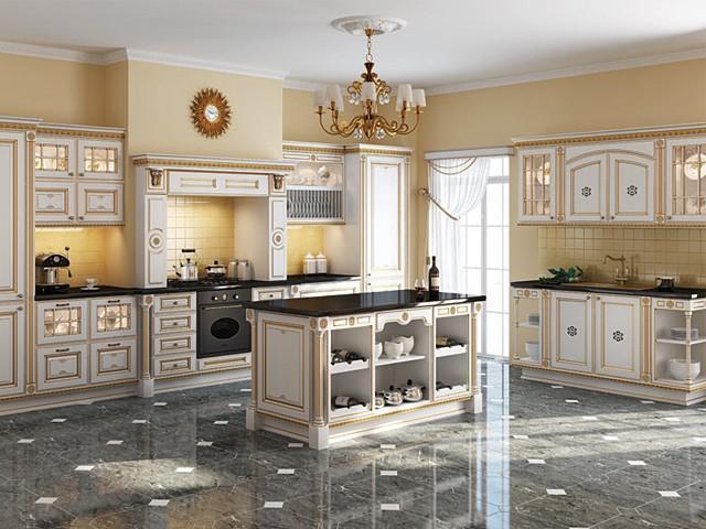 кухонный гарнитур премиум класса