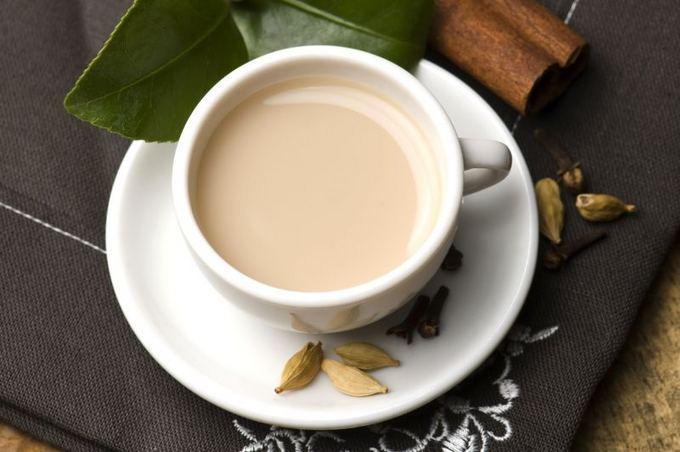 зеленый чай на молоке как пить