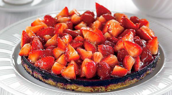 пироги с ягодной начинкой