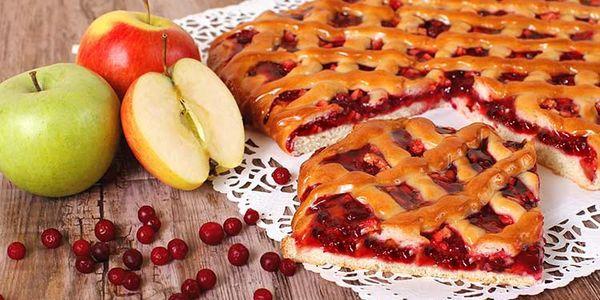 пироги с начинкой из замороженной ягоды