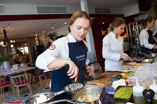 обучение на повара в школе Новикова