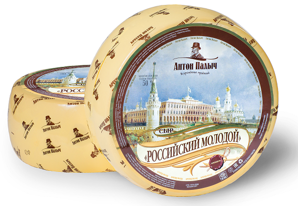 Сыр Антон Палыч Российский Молодой
