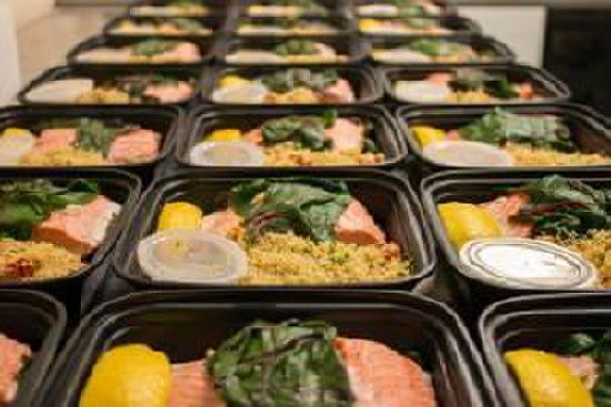 доставка еды в офисы и на предприятия